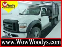 Options Included: 6.4l OHV V8 Power Stroke Diesel