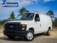 Exterior Color: white, Body: Cargo Van, Engine: 4.6 8