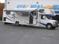 Take a look at this 2008 Ford E-450 Coachman 33 foot