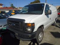 Options:  2008 Ford E-Series Cargo E-150|Take A Close