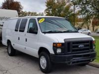 For Sale 2008 Ford E250 Ext Cargo Van. 4.6 L V8 203k.
