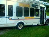 2008 Ford E450 Food Truck. This 2008 Ford E450 Food