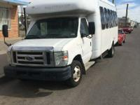 2008 Ford E450. 2008 Ford E450 Cutaway Bus model in