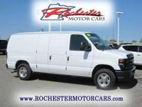 2008 Ford E150 XLT with 122,051 miles. This local one
