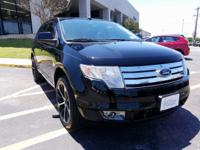 Sturdy and dependable, this Used 2008 Ford Edge Limited