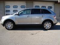 Options Included: CARFAX GUARANTEED!! 2008 FORD EDGE