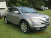 2008 FORD EDGE LIMITED, 6 CYLINDER AUTOMATIC, 147K