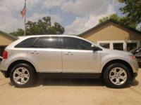 Options:  2008 Ford Edge Limited|No Let-Down Upon