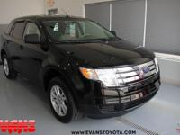 2008 Ford Edge SE AWD 6-Speed Automatic Duratec 3.5L V6