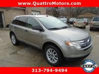 Come see this 2008 Ford Edge SE. Its Automatic