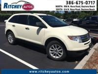 LOW MILEAGE 2008 FORD EDGE SE**TWO OWNER**Land a