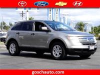 You can find this 2008 Ford Edge SE and many others