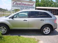 I AM SELLING A 08 FORD EDGE SE SPORT UTILITY SUV. THIS