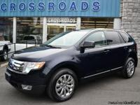 LOW MILES!! AWD!! NEW TIRES!! 2008 Ford Edge 'SEL'!!