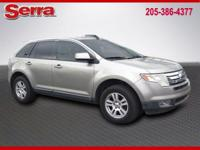 2008 Ford Edge SEL AWD,Creme Brulee Clearcoat 6-Speed