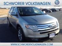 Recently traded!  Economy priced all wheel drive Edge
