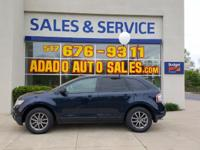 Options:  2008 Ford Edge Here Is A Beautifully Clean