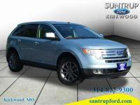 This 2008 Ford Edge SEL boasts features like a backup