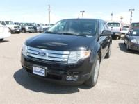 2008 FORD Edge SUV 4DR LIMITED AWD Our Location is: Tom