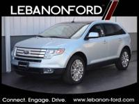 This 2008 Ford Edge gives you a lot for your money.