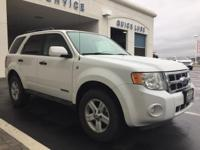Options:  2008 Ford Escape Hybrid|3.04 Axle Ratio|Gvwr: