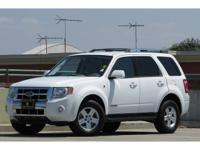 Exterior Color: white, Body: SUV, Engine: 2.3L I4 16V