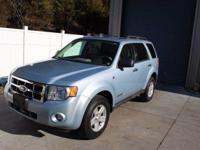 OPTIONS: Year : 2008 Make : Ford Model : Escape Engine