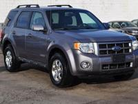 2008 Ford Escape Limited 4WD with simply 48k miles.
