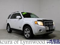2008 Ford Escape Limited AWD. Navigation, **LOW