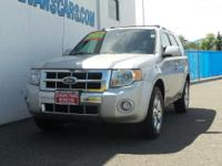 Options:  2008 Ford Escape Limited|Aluminum/Alloy
