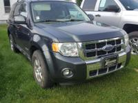 2008 Ford Escape Limited. Serving the Greencastle,