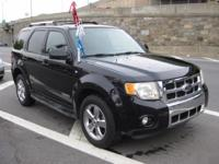 This Limited edition Ford Escape is offered to you at a