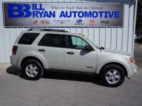 2008 Ford Escape Sport Utility XLT Our Location is: