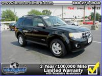 Hurry, this 2008 Ford Escape XLT won't last long!!!