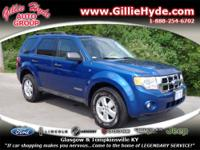WOW! Check out this Gorgeous Ford Escape! This