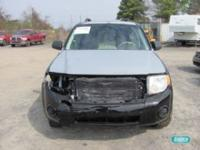 Options Included: N/AFord Escape SW L4 2.3L - Front