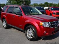 2008 Ford Escape 'XLT' 4WD!!LOW MILES! WE
