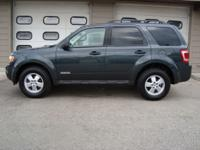 Options Included: CARFAX GUARANTEED!! 2008 FORD ESCAPE