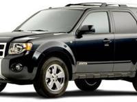 2008 Ford Escape XLT For Sale.Features:3.0L DUAL