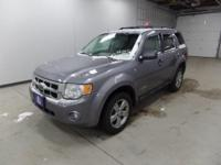 Options:  2008 Ford Escape Xlt|Gvwr: 4|640 Lbs Payload