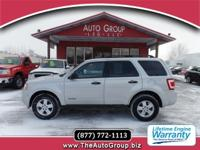 Options:  2008 Ford Escape What Do You Want From A Suv|