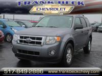Options:  2008 Ford Escape Xlt|Awd Xlt 4Dr Suv