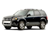 Options:  2008 Ford Escape Xlt|/|V6 3.0L