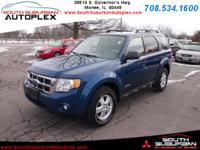 Exterior Color: blue, Body: SUV, Engine: 2.3L I4 16V