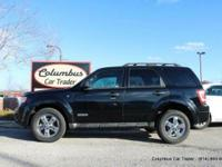 2008 FORD ESCAPE WITH ROOF RACK, ELECTRONIC BRAKEFORCE