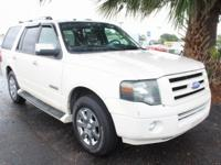 Expedition Ford 2008 Limited Clean CARFAX. Odometer is