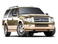 New Arrival! This 2008 Ford Expedition Limited Includes