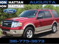 Redfire Clearcoat Metallic 2008 Ford Expedition Eddie