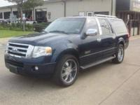 Bodystyle: 2008 Ford Expedition EL 4 door suv Engine: 8