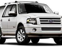 2008 Ford Expedition EL Eddie Bauer For